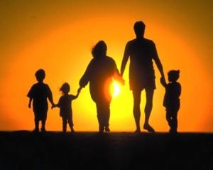 солнце-семья