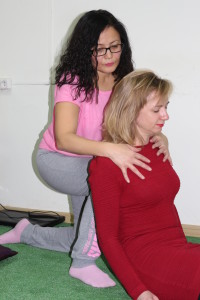 Мадина массаж