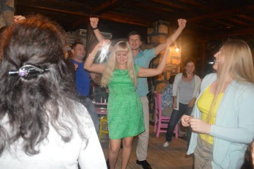 Вечерние танцы