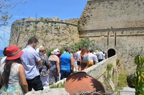 Экскурсия в Киринейскую Крепость